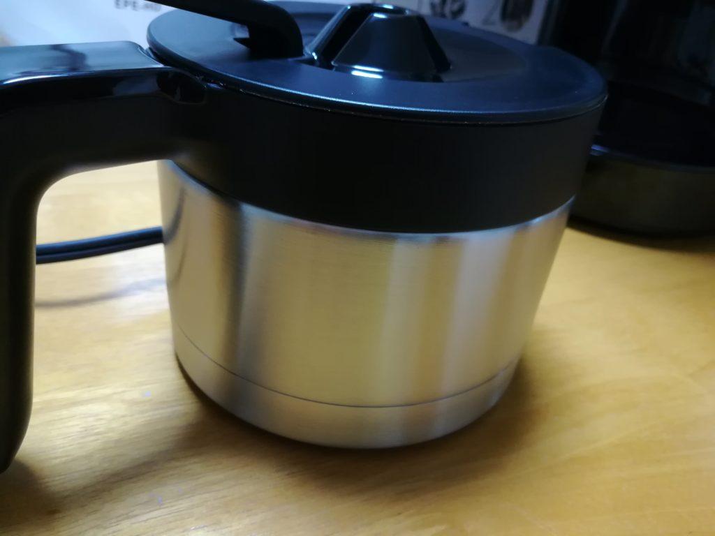 siroca コーヒーメーカー SC-C122 ステンレスサーバー
