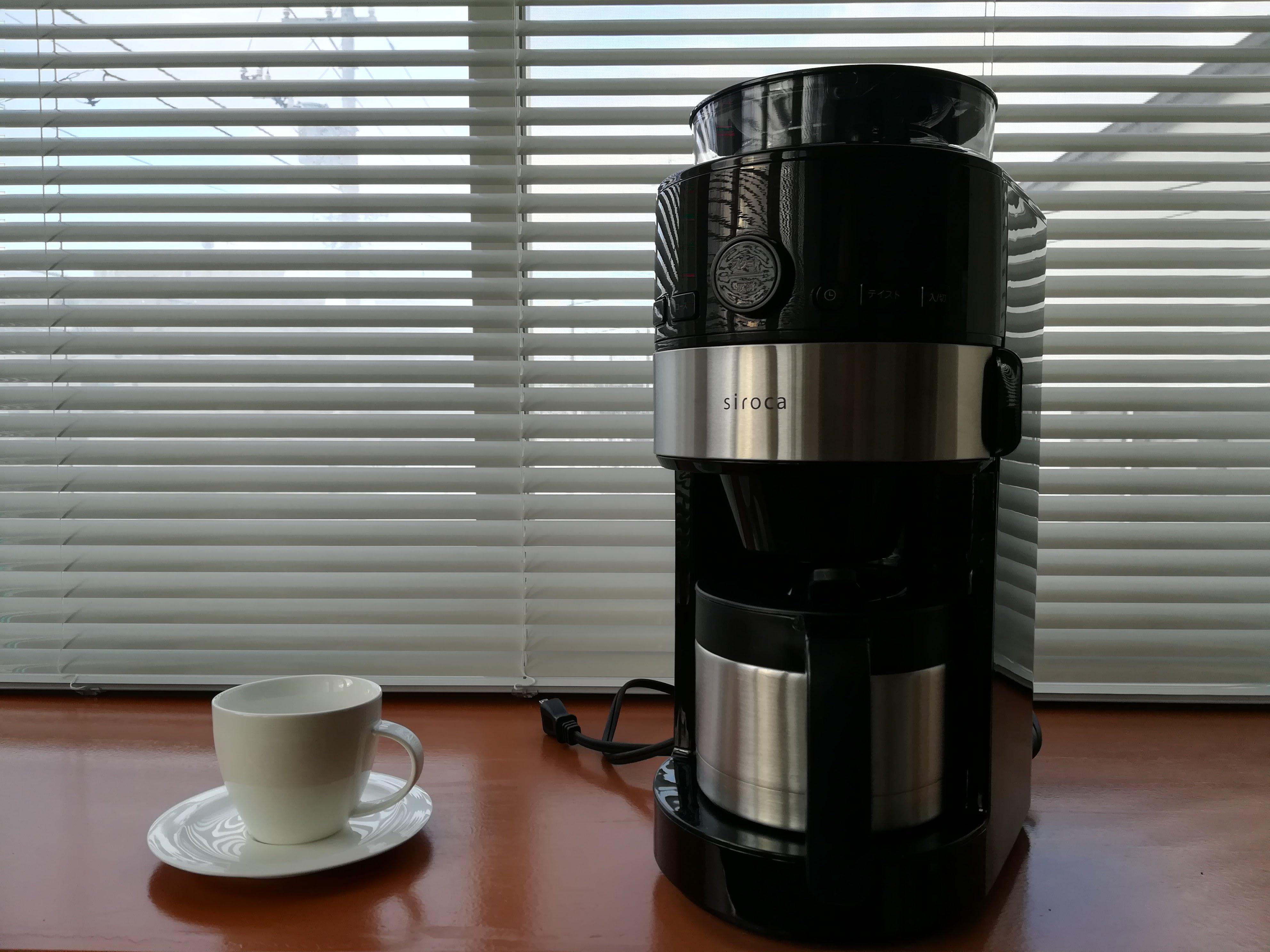 siroca コーヒーメーカー SC-C122