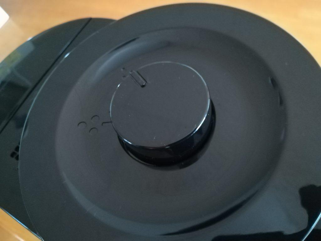 siroca コーヒーメーカー SC-C122 豆容器