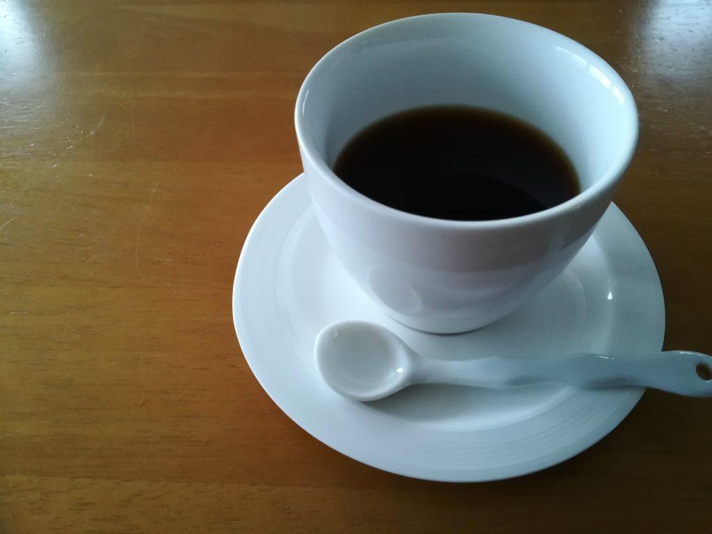 コーヒーのお味は?