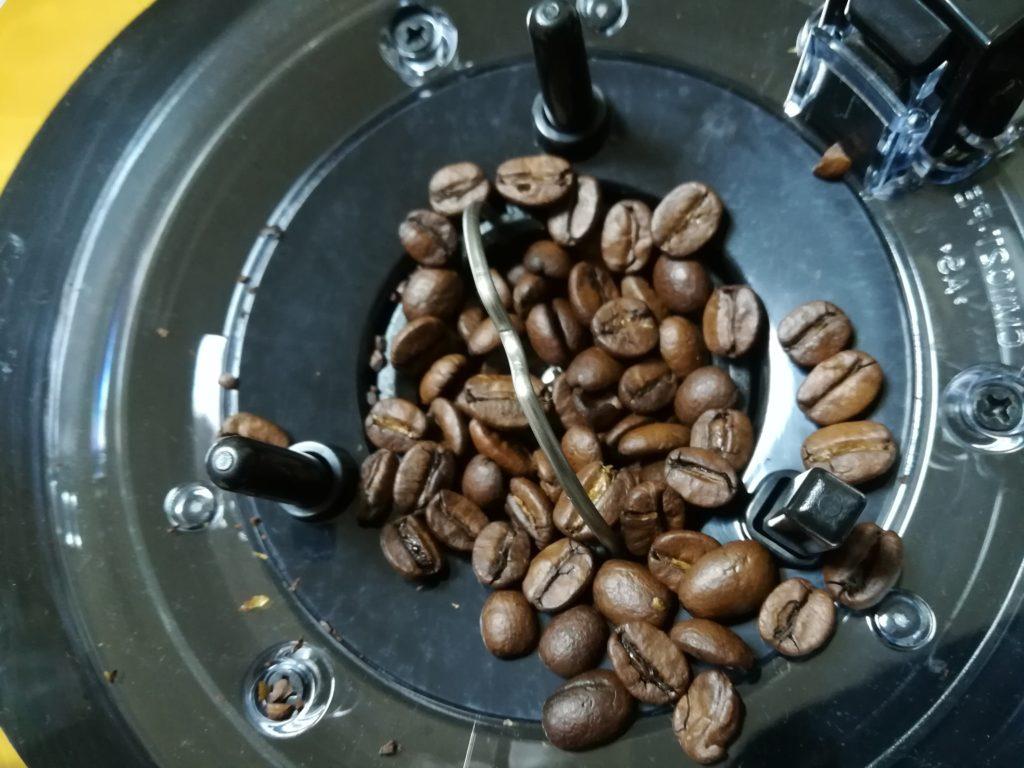 siroca コーヒーメーカー SC-C122のミルの音は?