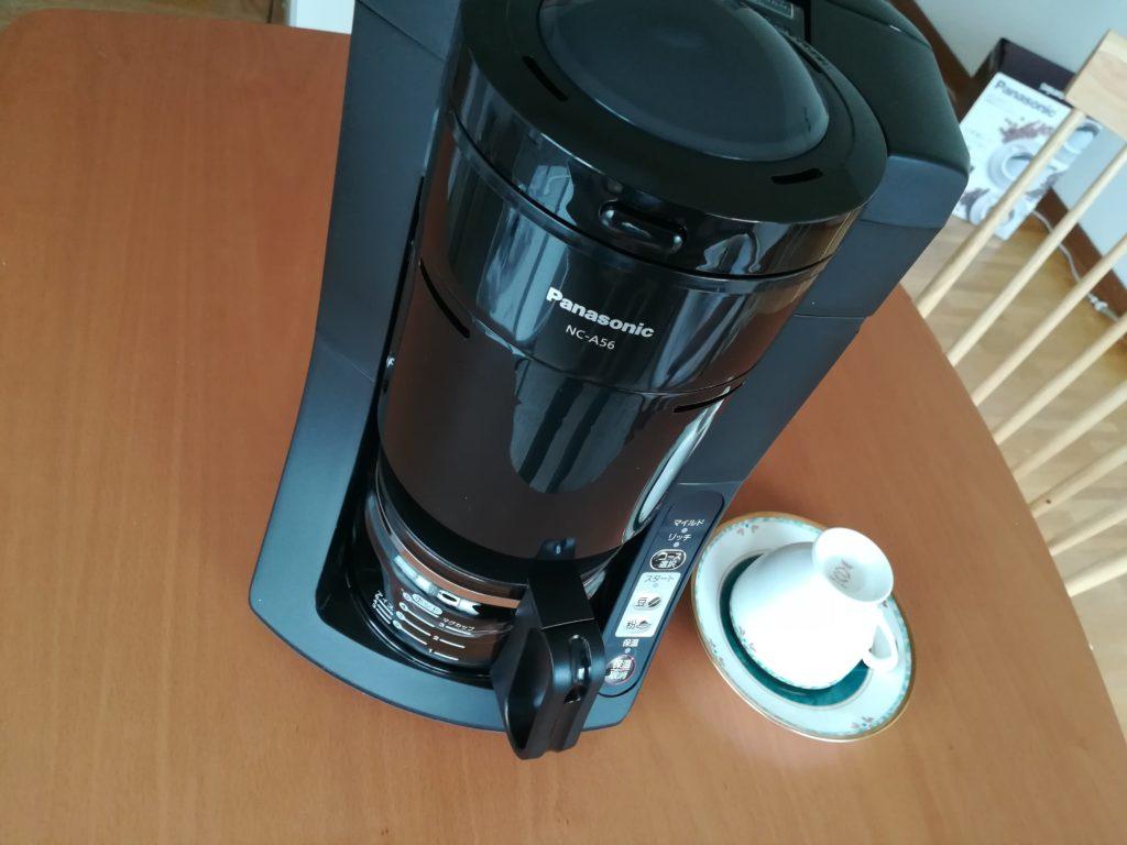 パナソニック沸騰浄水コーヒーメーカー