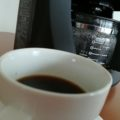 パナソニック沸騰浄水コーヒーメーカーNC-A56とコーヒー