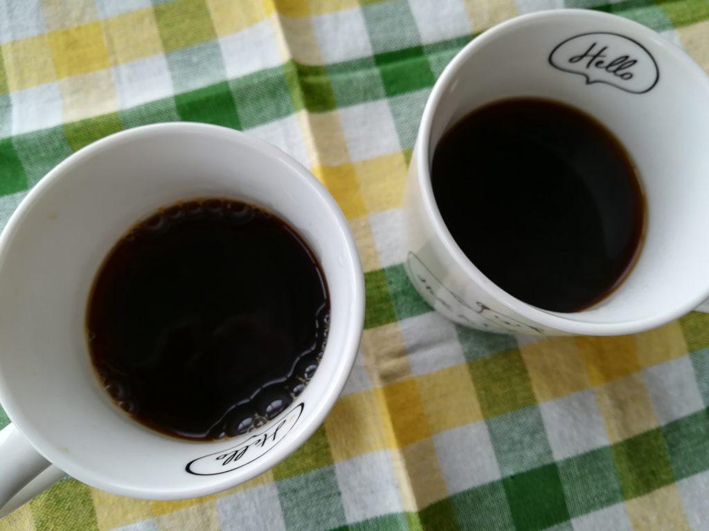 手軽にコーヒーを飲みたい