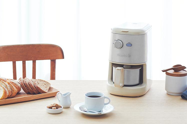 ビタントニオ全自動コーヒーメーカー
