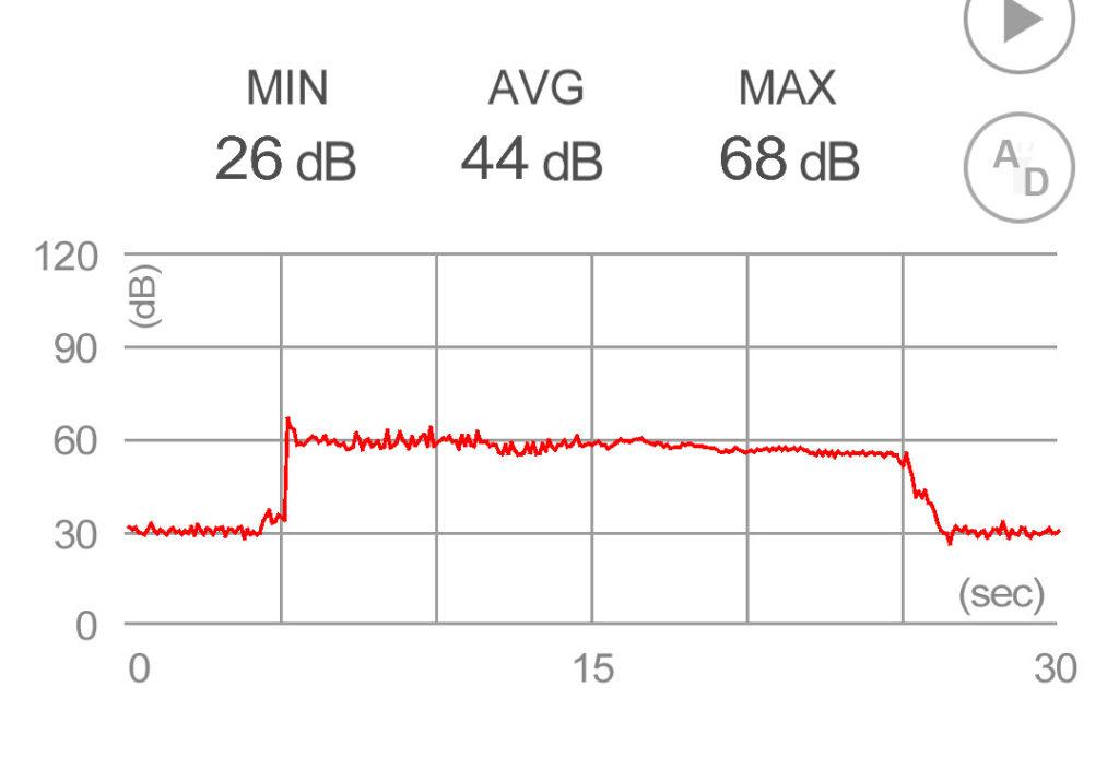 NC-A56のミルの音
