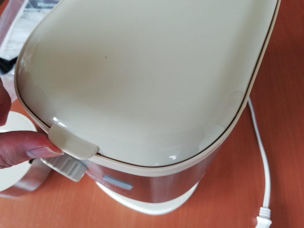 ビタントニオ全自動コーヒーメーカーVCD-200上蓋
