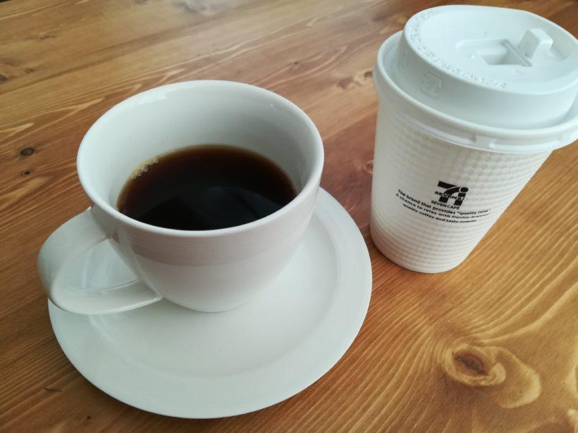 セブンカフェのコーヒーに似たものを探す!