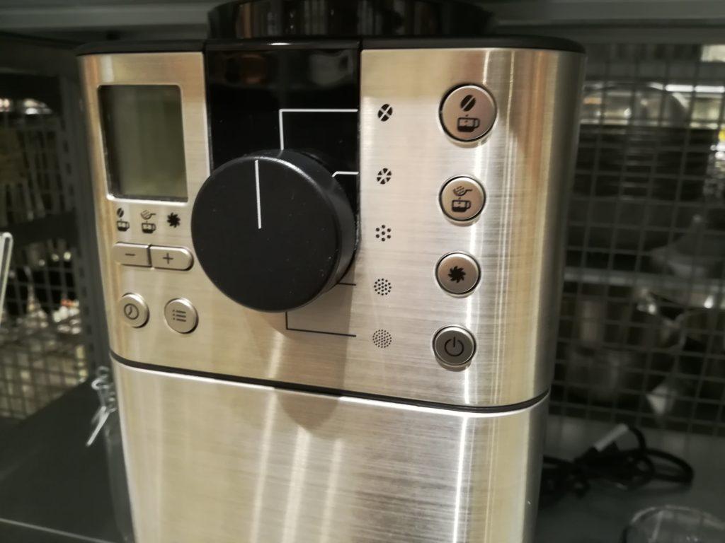 無印良品豆から挽けるコーヒーメーカーMJ-CM1