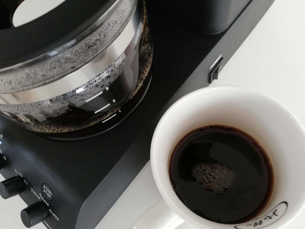 ウマい!ツインバード全自動コーヒーメーカーCM-D457B