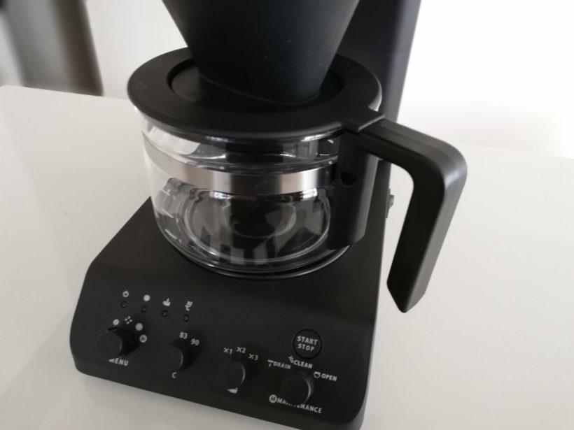 CM-D457Bツインバード全自動コーヒーメーカー