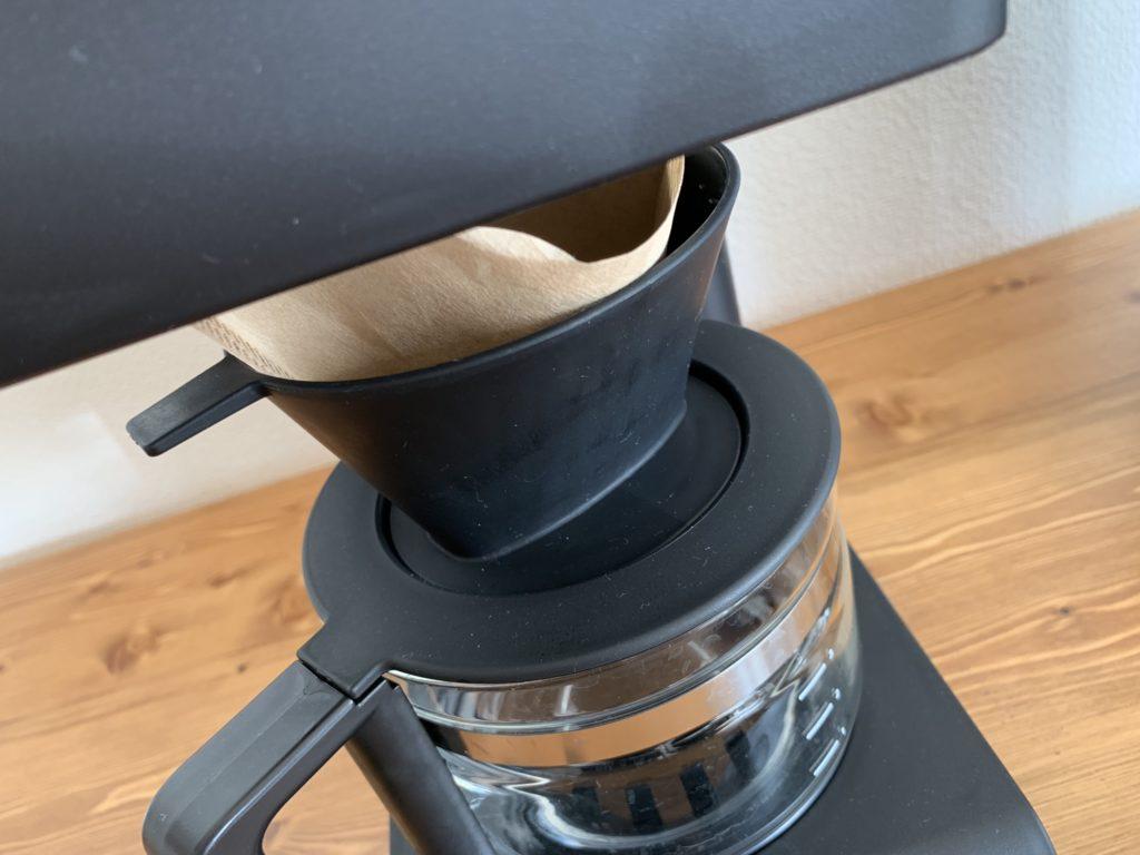 ツインバードCM-D457のコーヒーフィルター