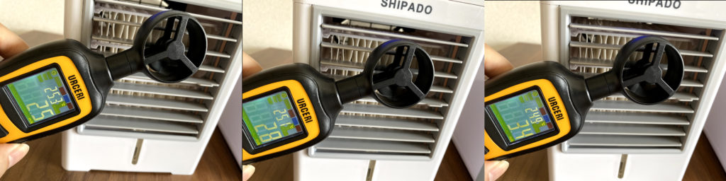 SHIPADOの風力チェック