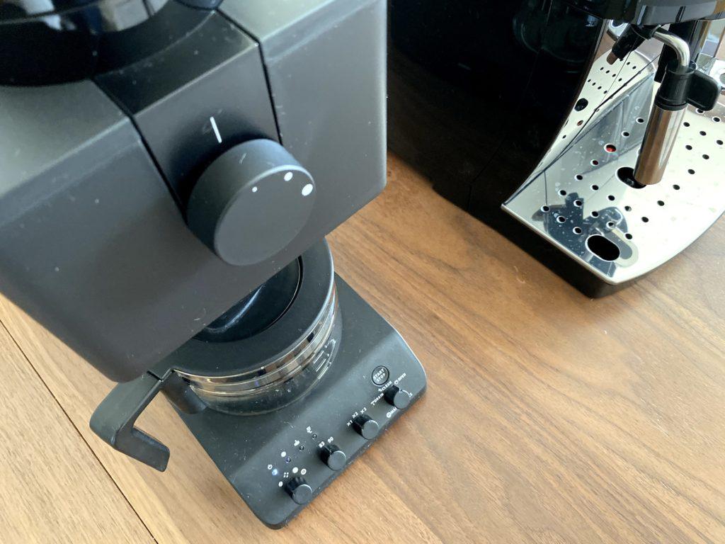 ツインバード 全自動コーヒーメーカー CM-D457B