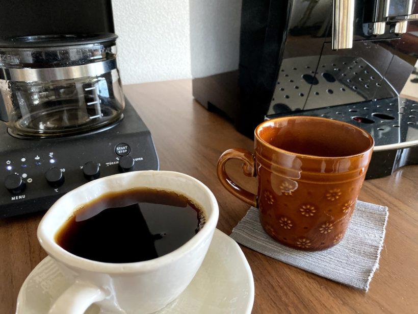 2021年全自動コーヒーメーカーベスト3!らくちんで美味しい