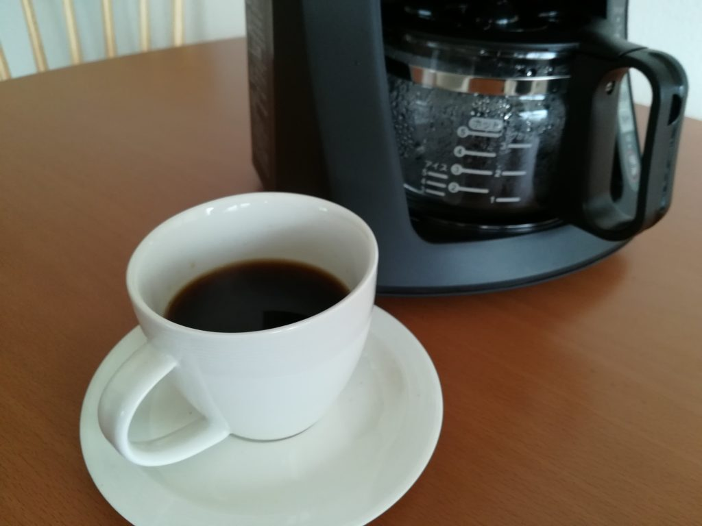 パナソニックの全自動コーヒーメーカーはロングセラー