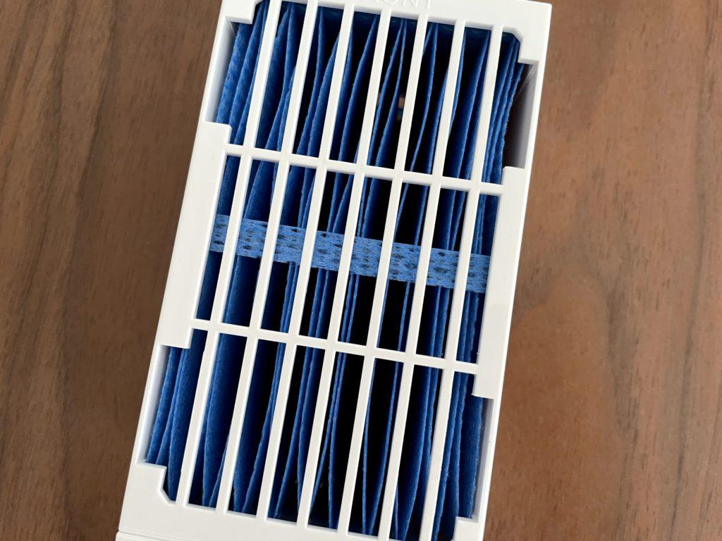 無印良品USB冷風扇MJ-WCFのフィルター交換費用は?